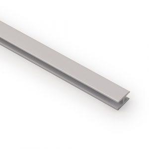 Laminaattilevyn jatkolista 650mm alumiini