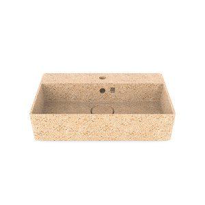 Woodio allas Cube 60 natural glossy